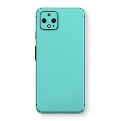 Google Pixel 4 MINT Matt Skin, Decal, Wrap, Protector, Cover by EasySkinz | EasySkinz.com