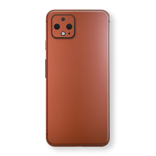 Google Pixel 4 Rose Gold Matt Metallic Skin, Decal, Wrap, Protector, Cover by EasySkinz | EasySkinz.com