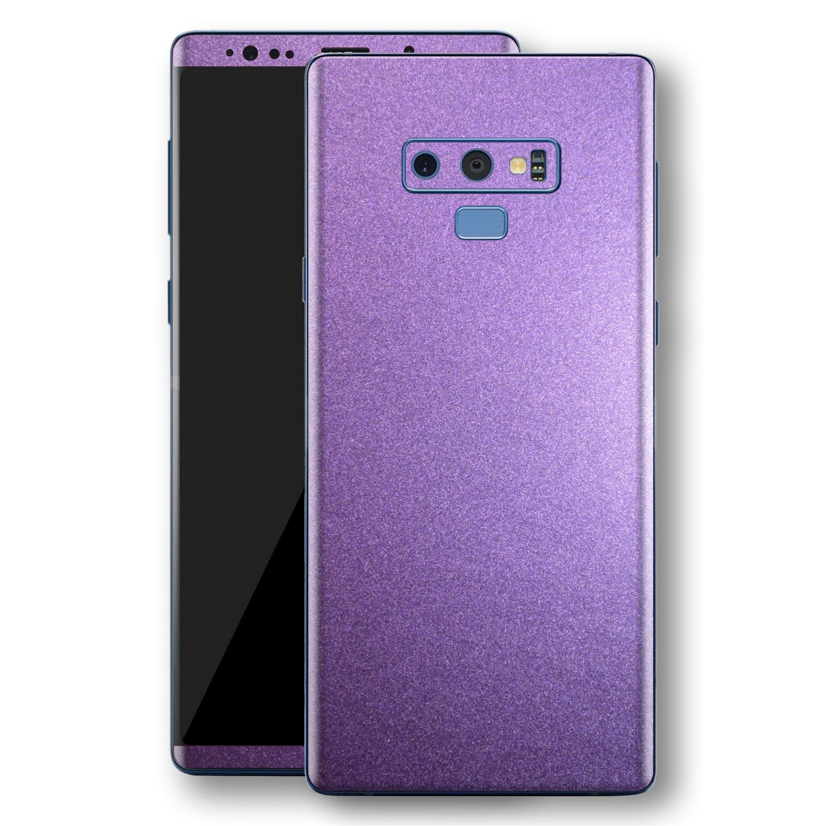 Samsung Galaxy NOTE 9 Violet Matt Metallic Skin, Decal, Wrap, Protector, Cover by EasySkinz | EasySkinz.com