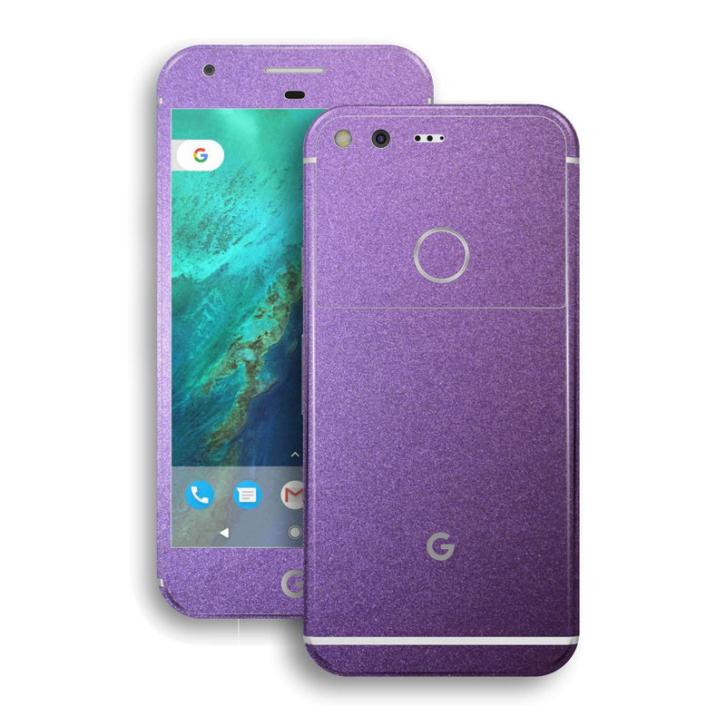 Google Pixel XL Violet Matt Metallic Skin by EasySkinz