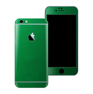 iPhone 6S PLUS 3M Glossy Viper Green Tuning Metallic Skin Wrap Sticker Cover Protector Decal by EasySkinz