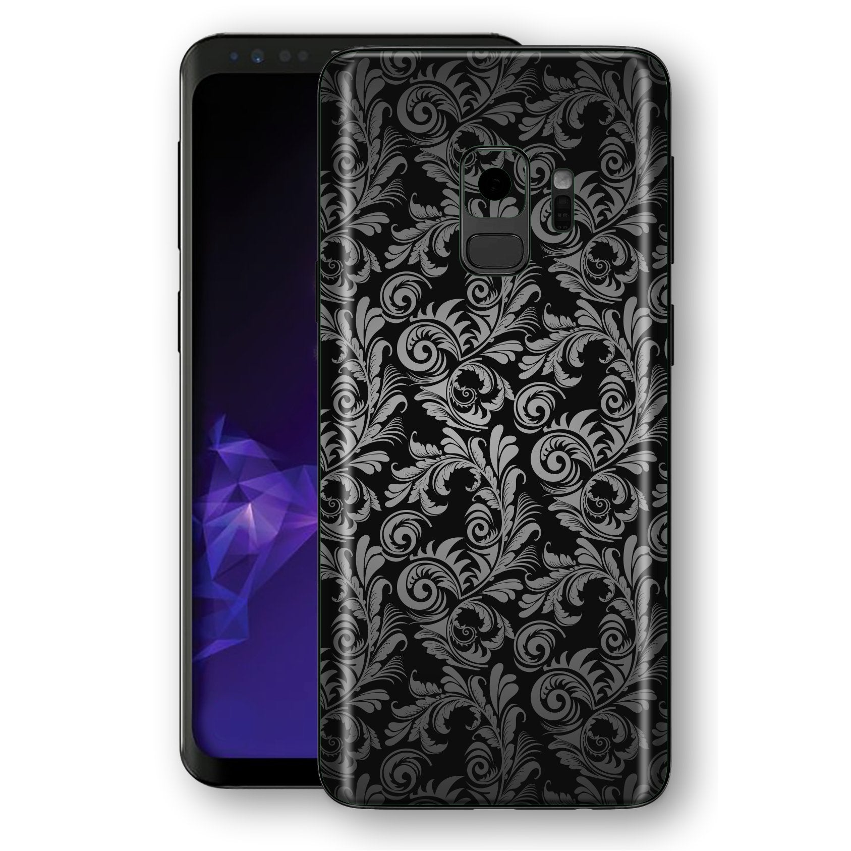 Samsung Galaxy S9 Signature WALLPAPER Skin, Decal, Wrap, Protector, Cover by EasySkinz | EasySkinz.com