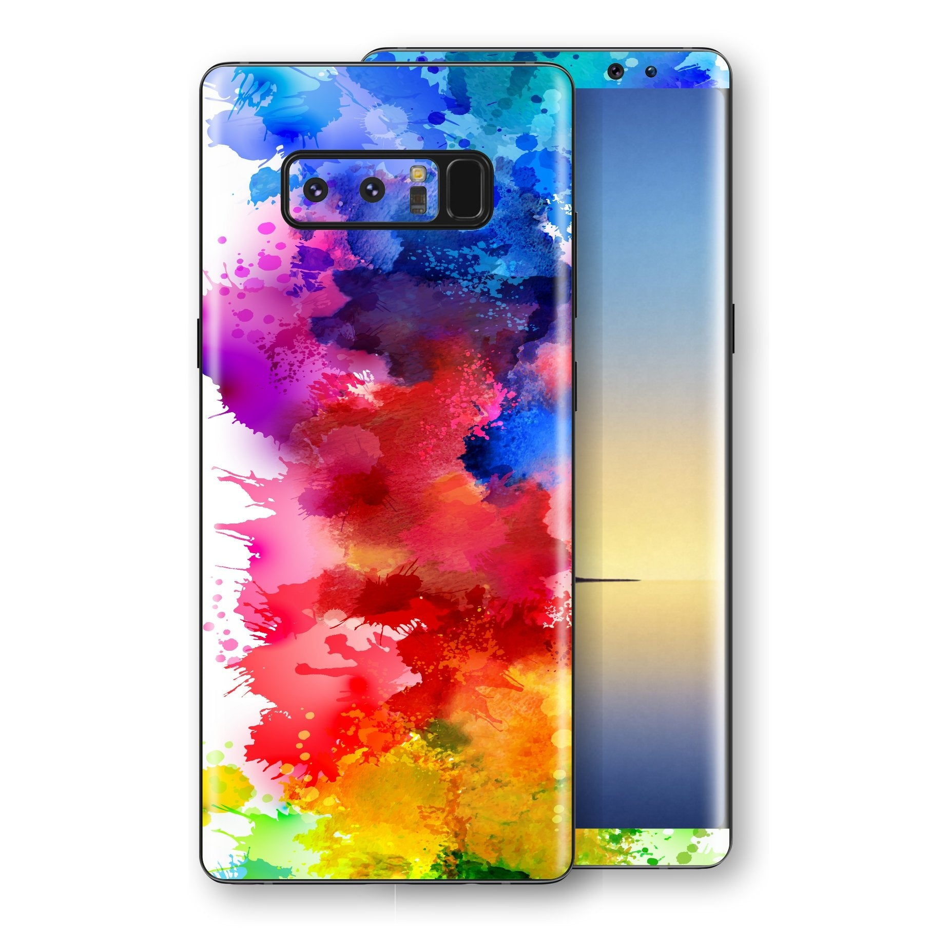 Samsung Galaxy NOTE 8 Signature Watercolour Skin Wrap Decal Protector | EasySkinz
