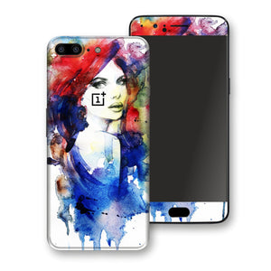 OnePlus 5 Watercolour Painting Skin, Decal, Wrap, Protector, Cover by EasySkinz | EasySkinz.com