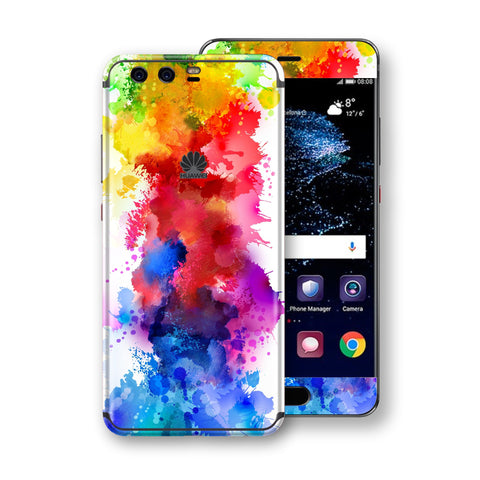 Huawei P10  Signature Watercolour Skin Wrap Decal Protector | EasySkinz