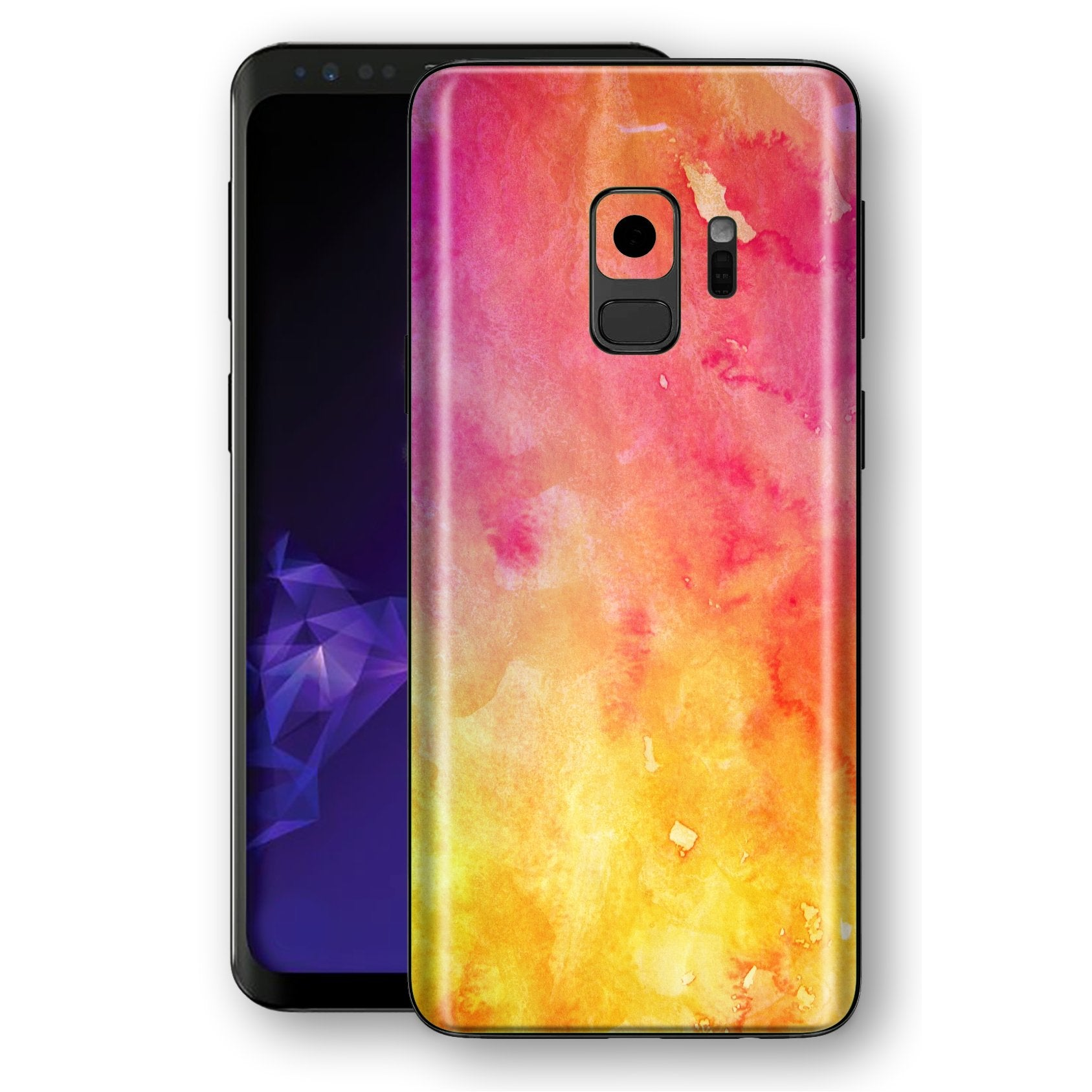 Samsung Galaxy S9 Signature WATERCOLOUR Skin, Decal, Wrap, Protector, Cover by EasySkinz | EasySkinz.com