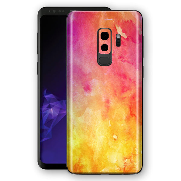 Samsung Galaxy S9+ PLUS Signature WATERCOLOUR Skin, Decal, Wrap, Protector, Cover by EasySkinz | EasySkinz.com