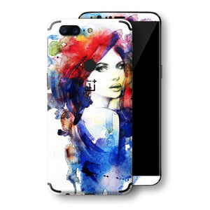 OnePlus 5T Watercolour Painting Skin, Decal, Wrap, Protector, Cover by EasySkinz | EasySkinz.com