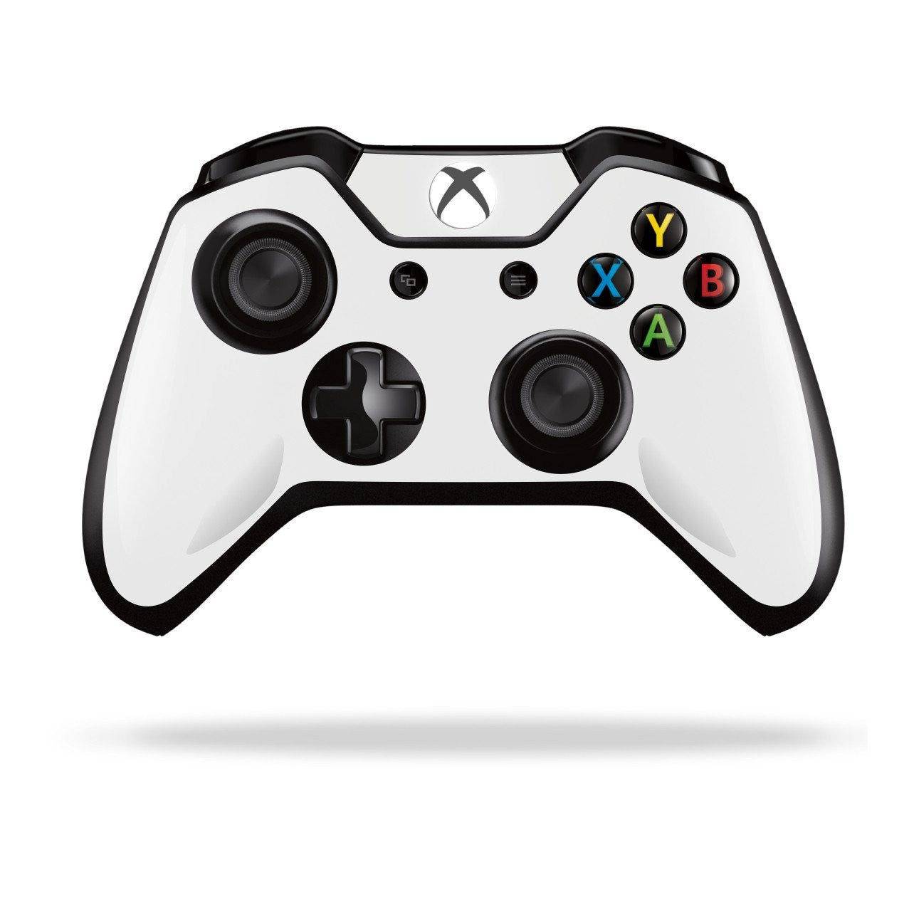 Xbox One Controller White MATT Matte Skin Wrap Sticker Decal Protector Cover by EasySkinz