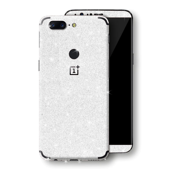 Google Pixel 2 Diamond White Shimmering, Sparkling, Glitter Skin, Decal, Wrap, Protector, Cover by EasySkinz | EasySkinz.com