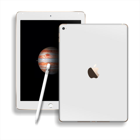 iPad PRO Matt Matte WHITE Skin Wrap Sticker Decal Cover Protector by EasySkinz