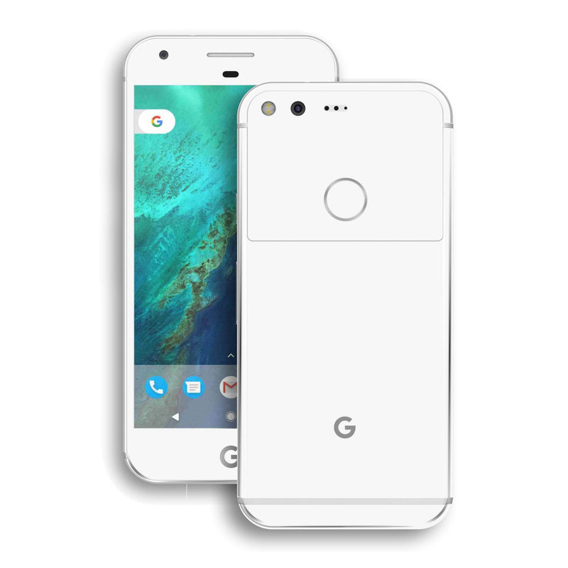 Google Pixel XL White Matt Skin by EasySkinz