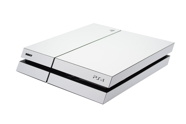 ps4 white matt skin