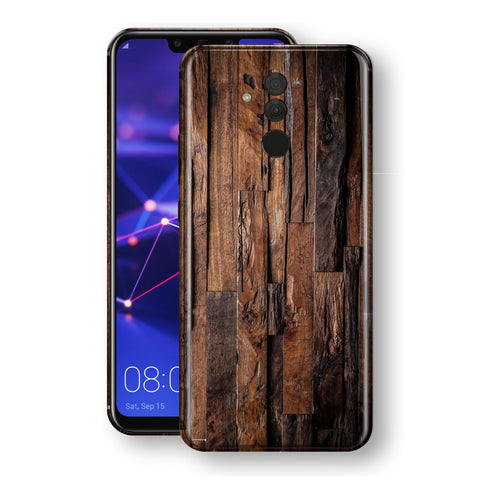Huawei MATE 20 LITE Signature Wood Skin Wrap Decal Protector | EasySkinz