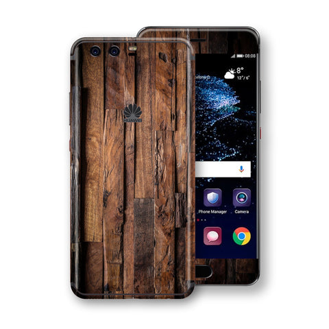 Huawei P10  Signature Wood Skin Wrap Decal Protector | EasySkinz