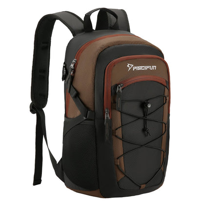 Frigid Cooler Backpack for Lunch Picnic Fishing Hiking Camping Day Trip