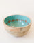 Llamarama Wood Serving Bowl