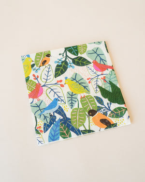 Bird Cocktail Napkins