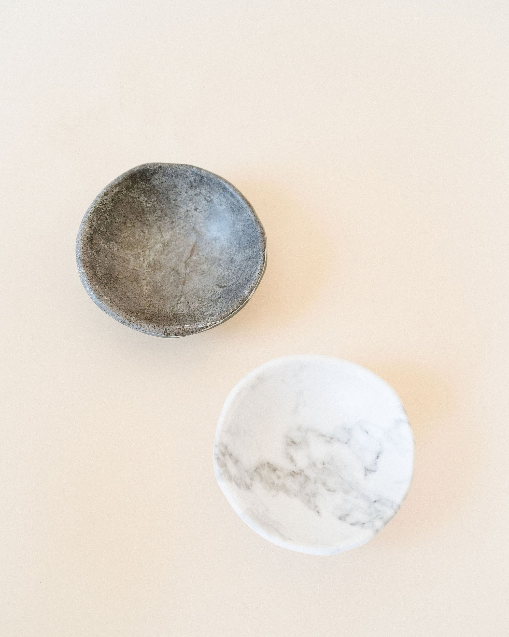 Marble Dipping Bowl