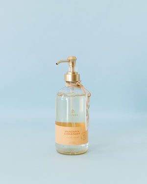 Thymes Glass Bottle Hand Wash