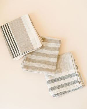 Striped Napkin st/4