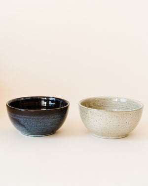 Speckled Glaze Bowl