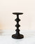 Black Candlestick Holder