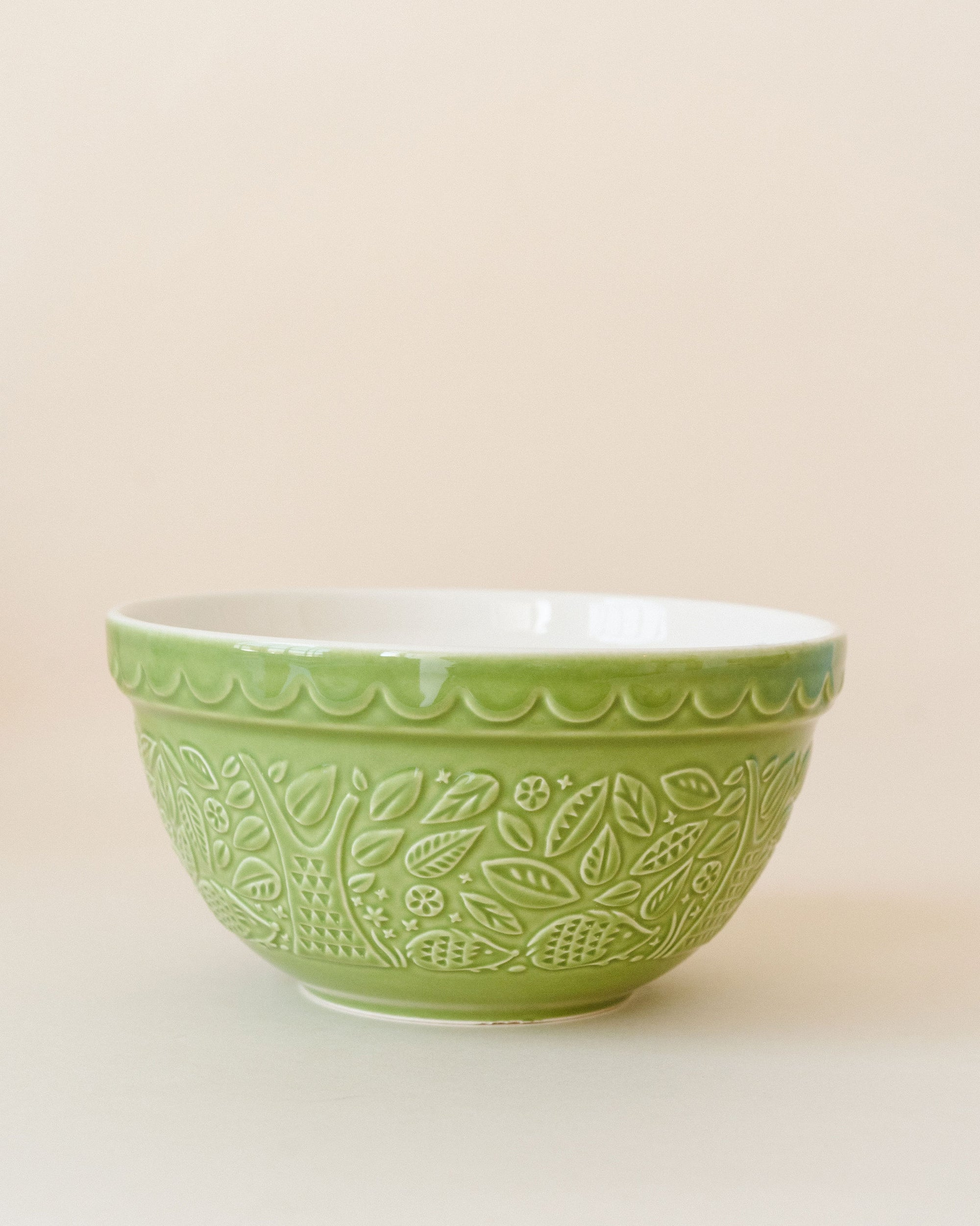 In the Forest mixing bowl 8.25""