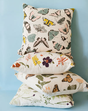 Herb Garden Pillow
