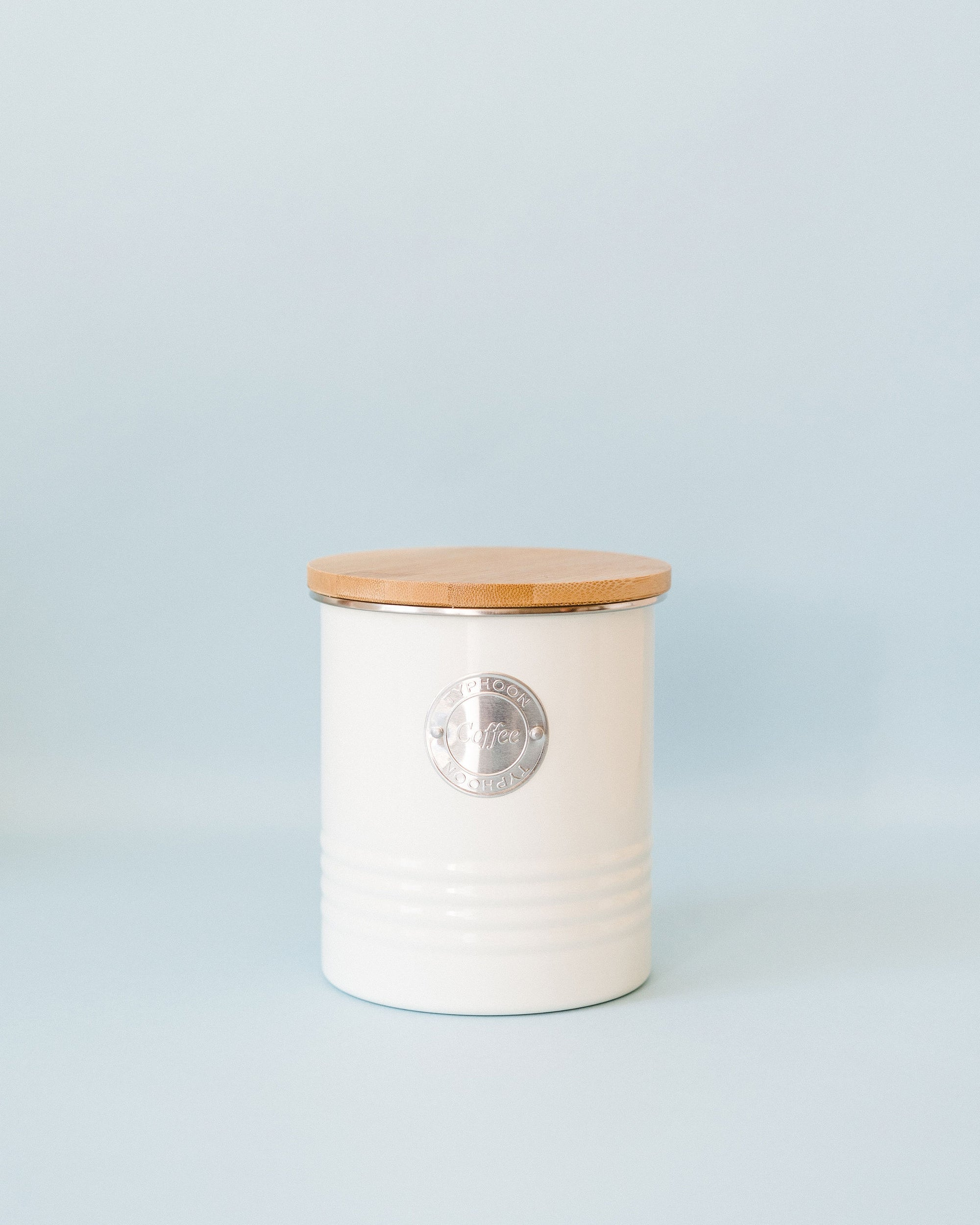 Living Coffee Canister