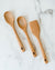 3pc wooden utensil set