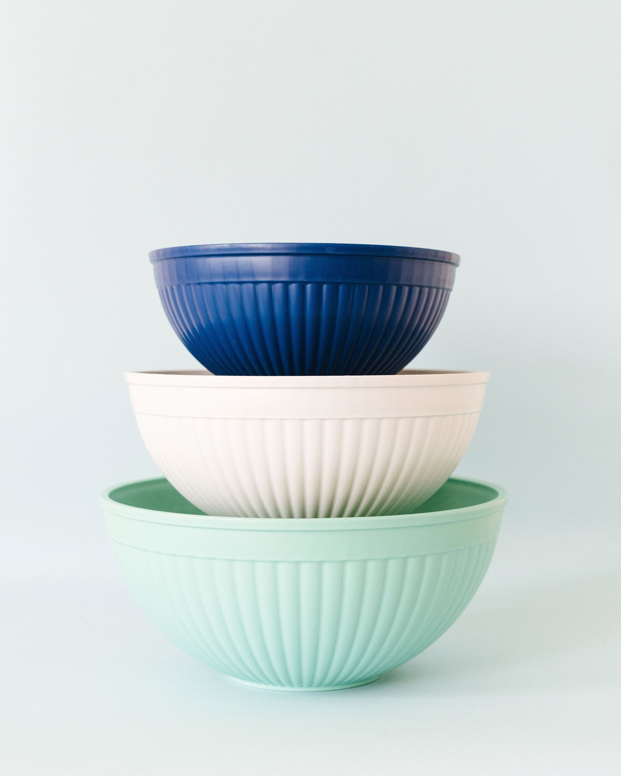 3 Piece Prep and Serve Mixing Bowl