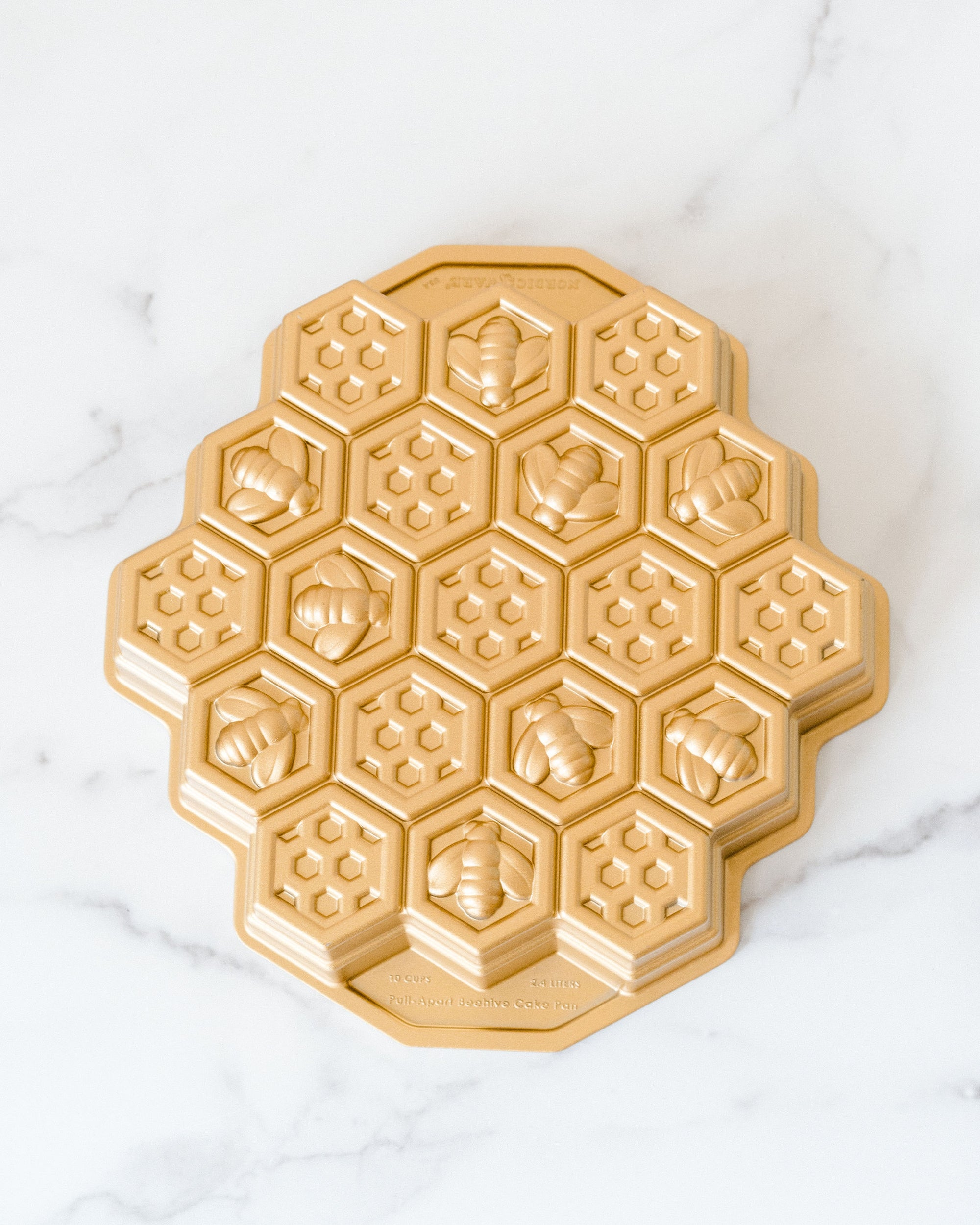 Honeycomb Pull-Apart Pan