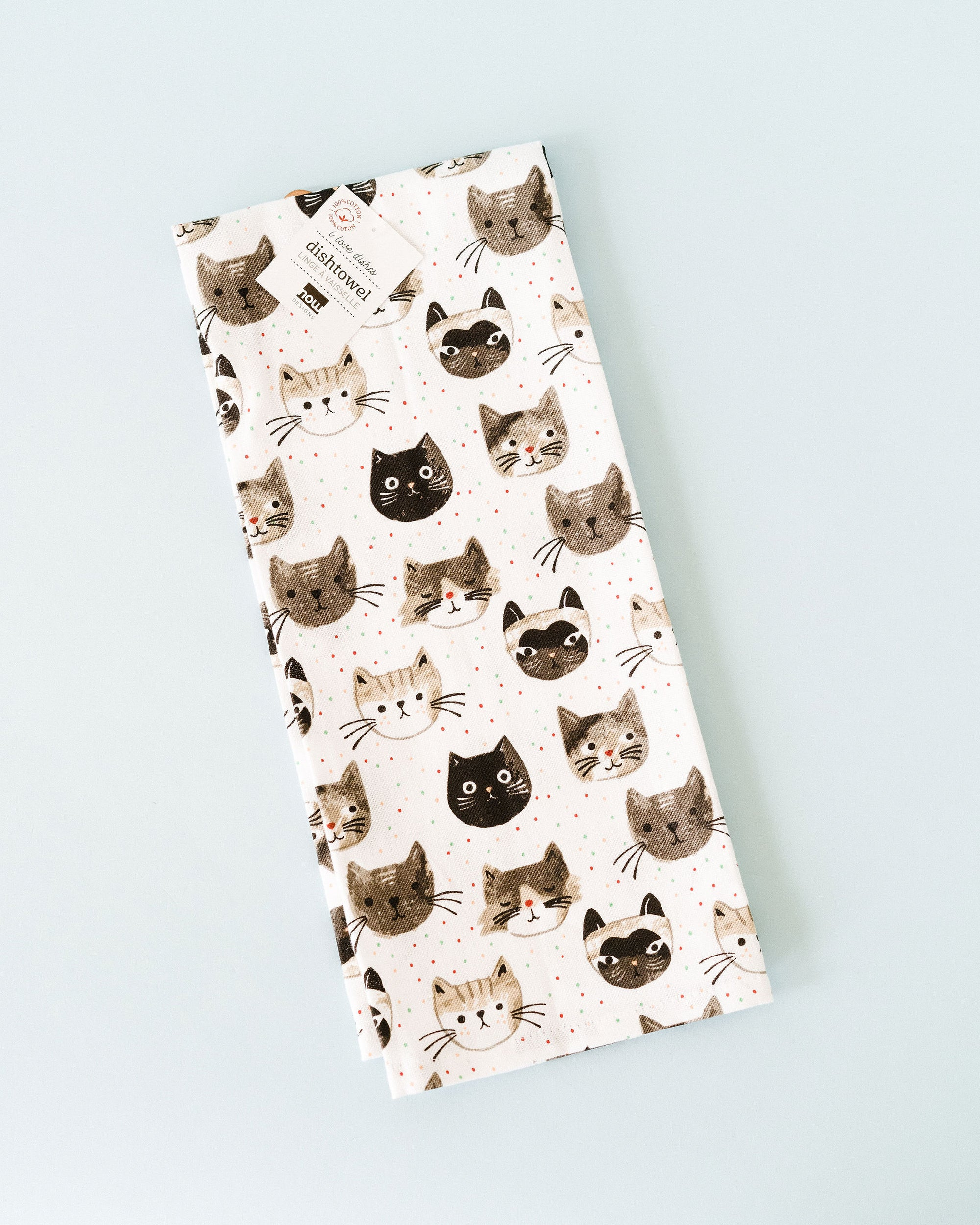 Cats Meow Towel