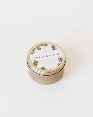Fraiser Travel Candle