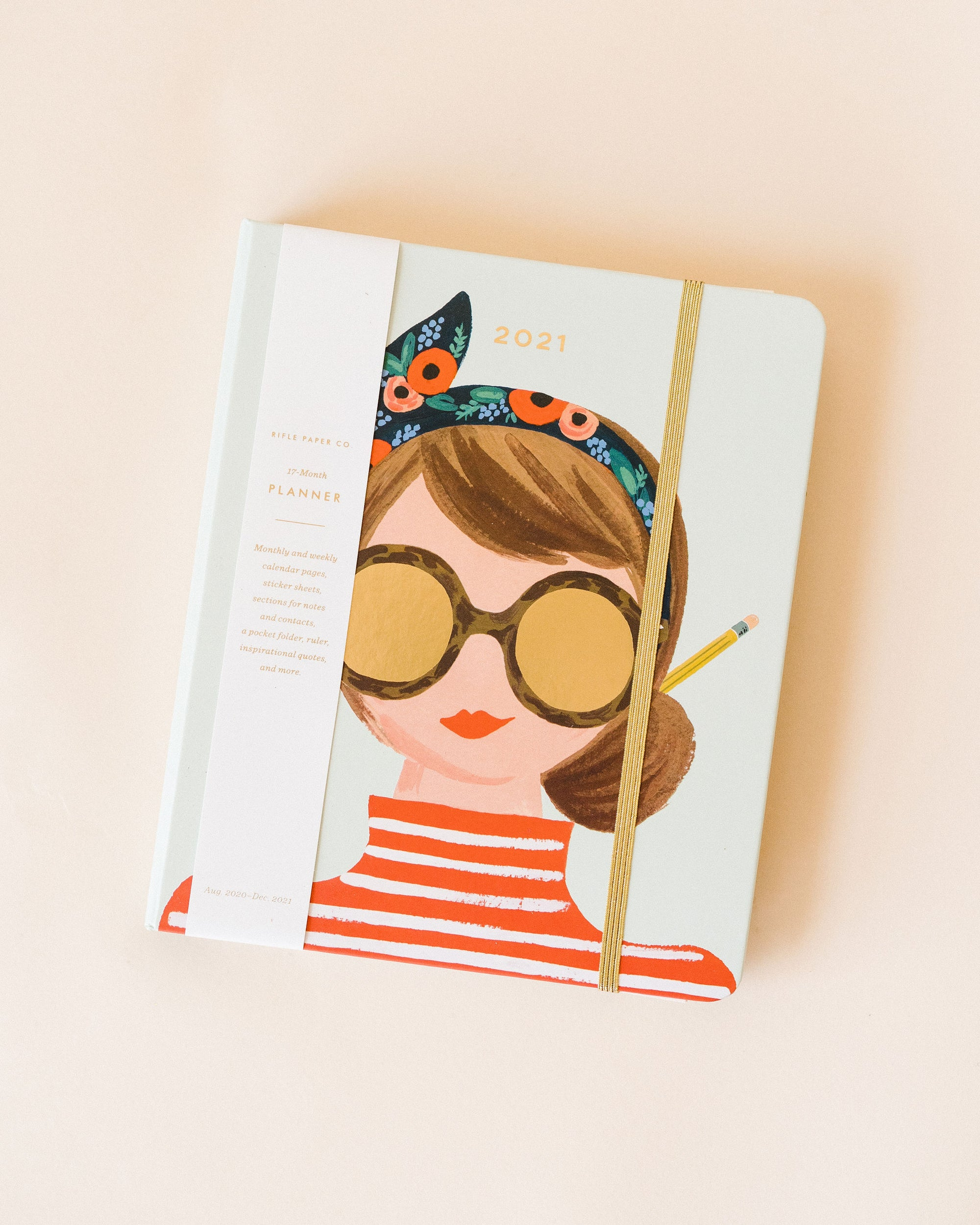 2021 Hairbow Planner