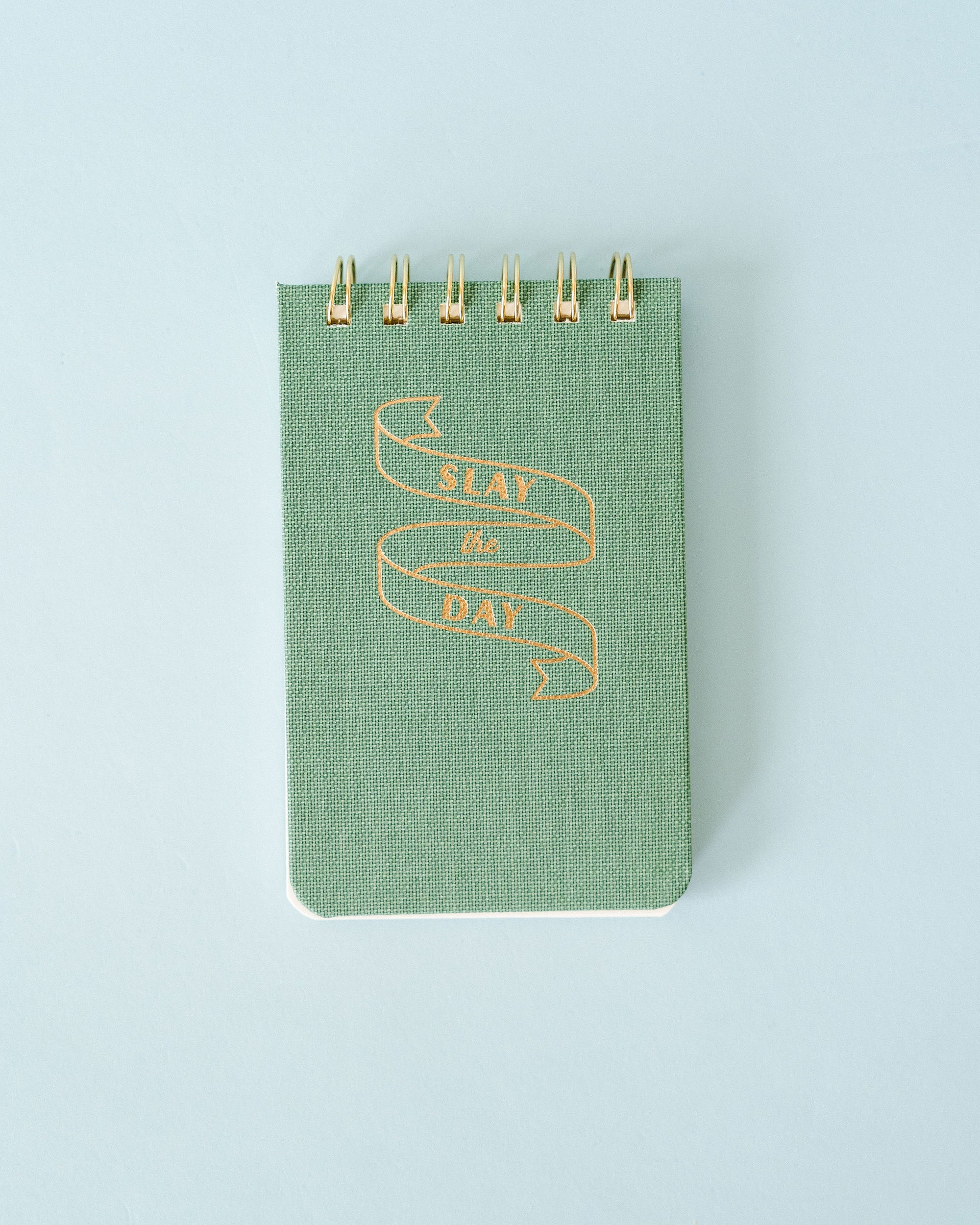 Slay The Day Notebook