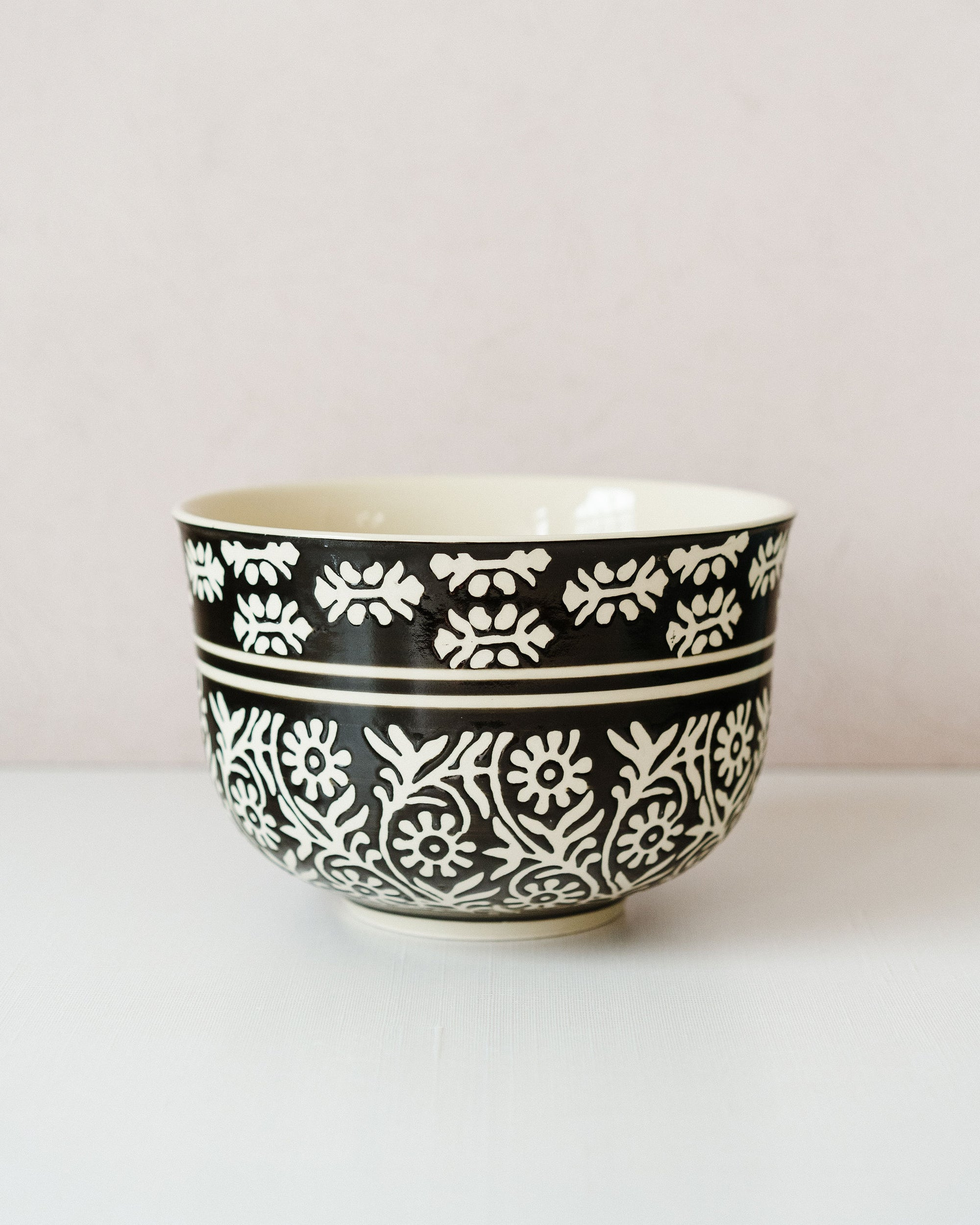 Kamili Tall Serving Bowl
