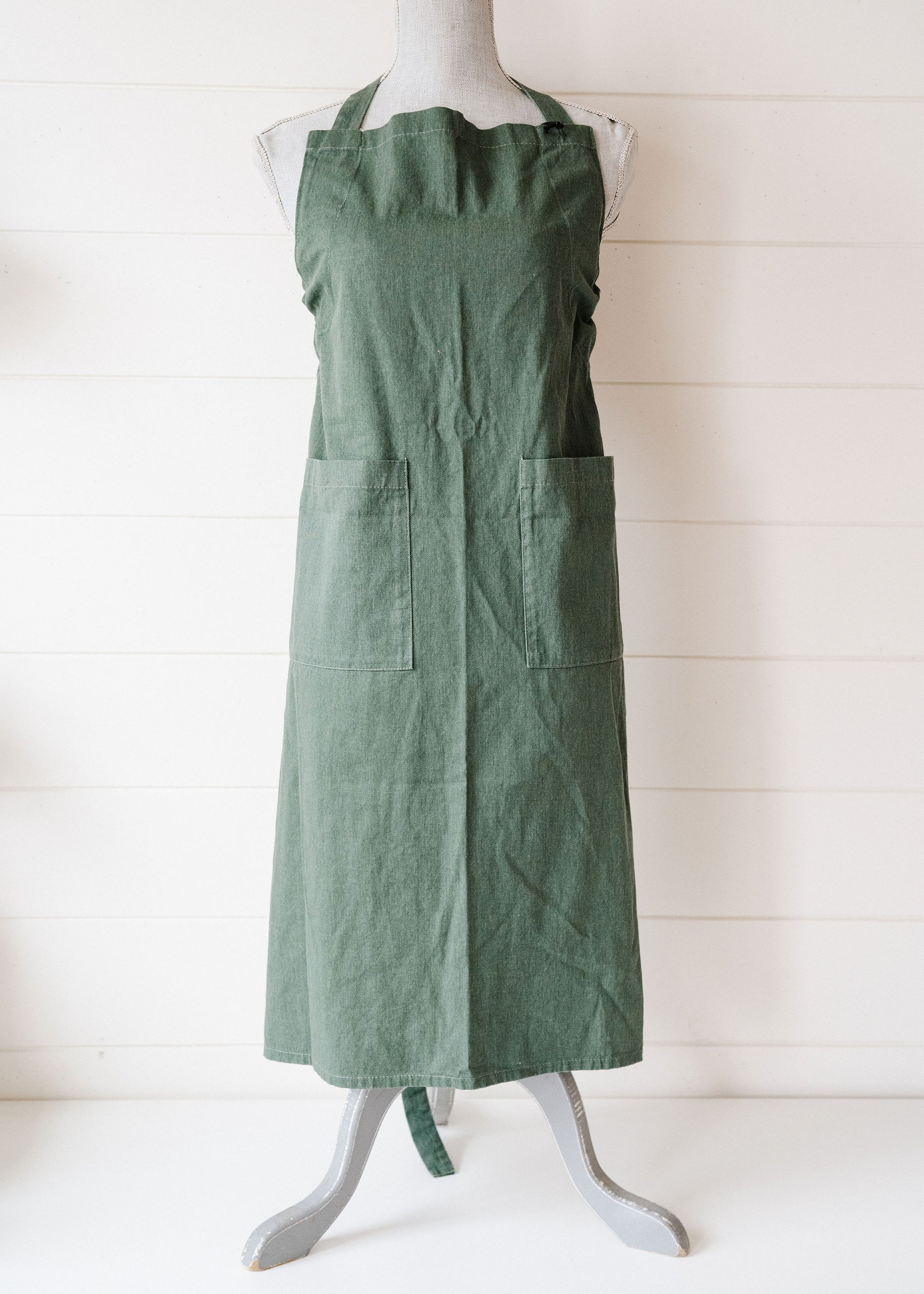 Stonewash Heirloom Apron