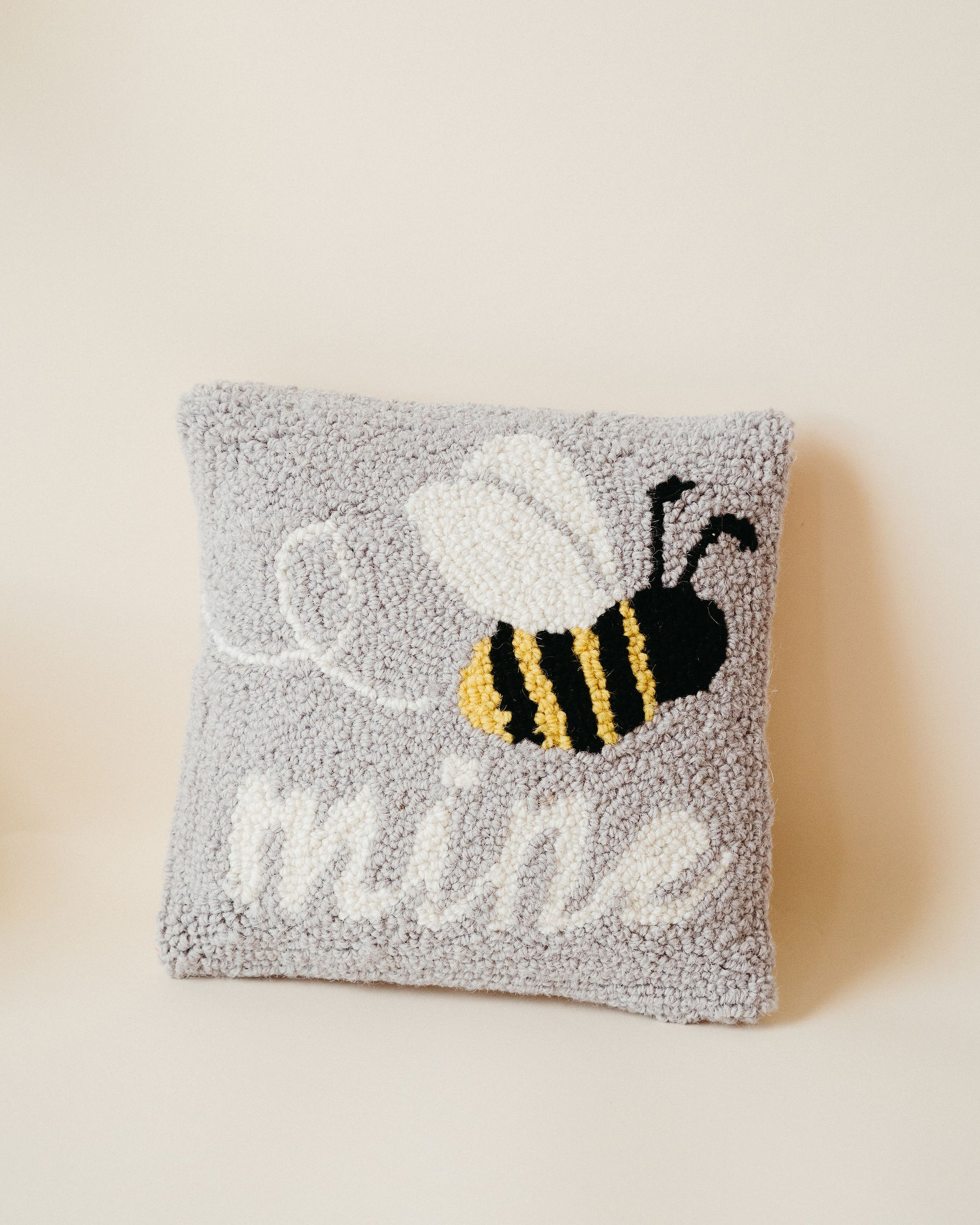 Bee Mine Pillow