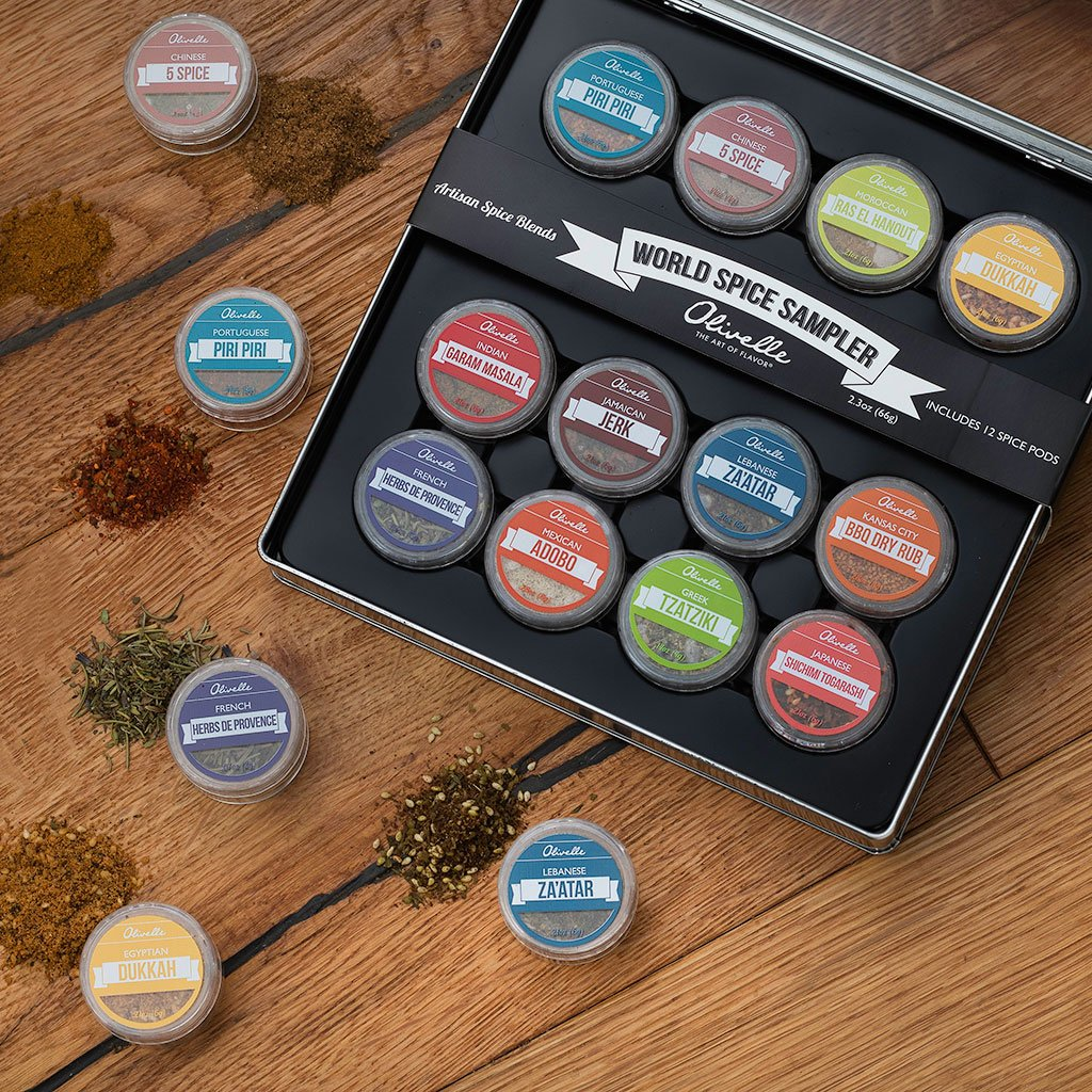 World Spice Sampler