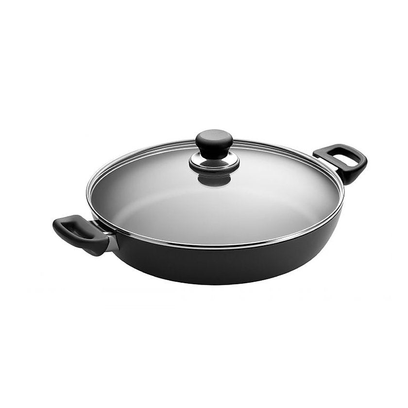 Classic covered chef pan-12.5""