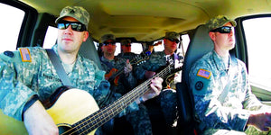 These Musical Soldiers' Performance Will Inspire and Delight You