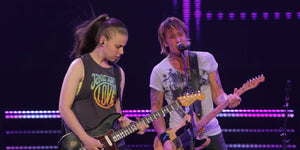 We Never Expected This to Happen When a Teen Played Guitar Onstage with Keith Urban
