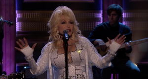 Dolly Parton Puts On A Show for Jimmy Fallon