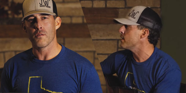 Aaron Watson Gets Tapped to Honor George Strait in a Cool and Unexpected Way