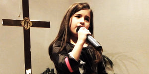 This Adorable 7-Year-Old Kid's Heavenly Singing Performance Will Touch Your Heart