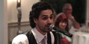 Hilarious Best Man Speech Made Out of Six Different Songs