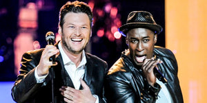 Blake Shelton and Jermaine Paul Revive a Classic That Rocks the House