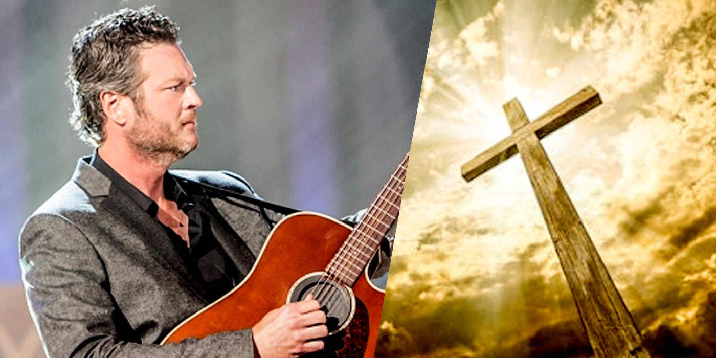 Have You Heard Blake Shelton's Christian Song?